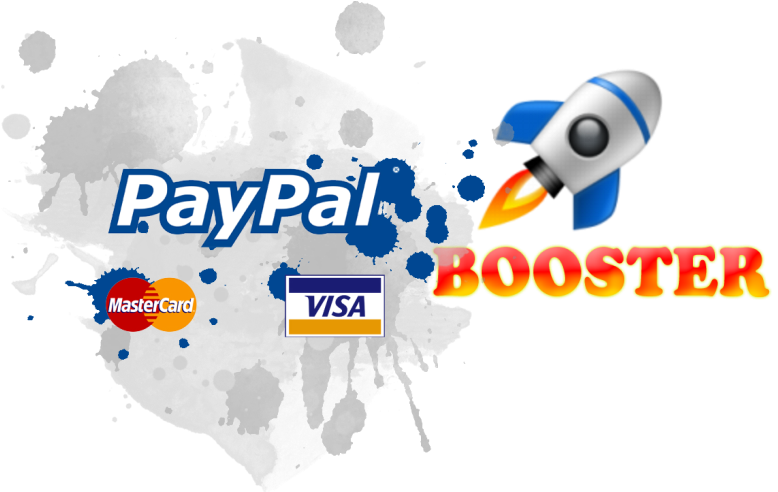 Paypal Super Booster - Paid to Click